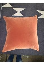 Square Orange Pillow 18x18