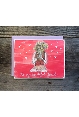 Greeting Card - Beautiful Friend