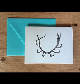 Greeting Card - Antler