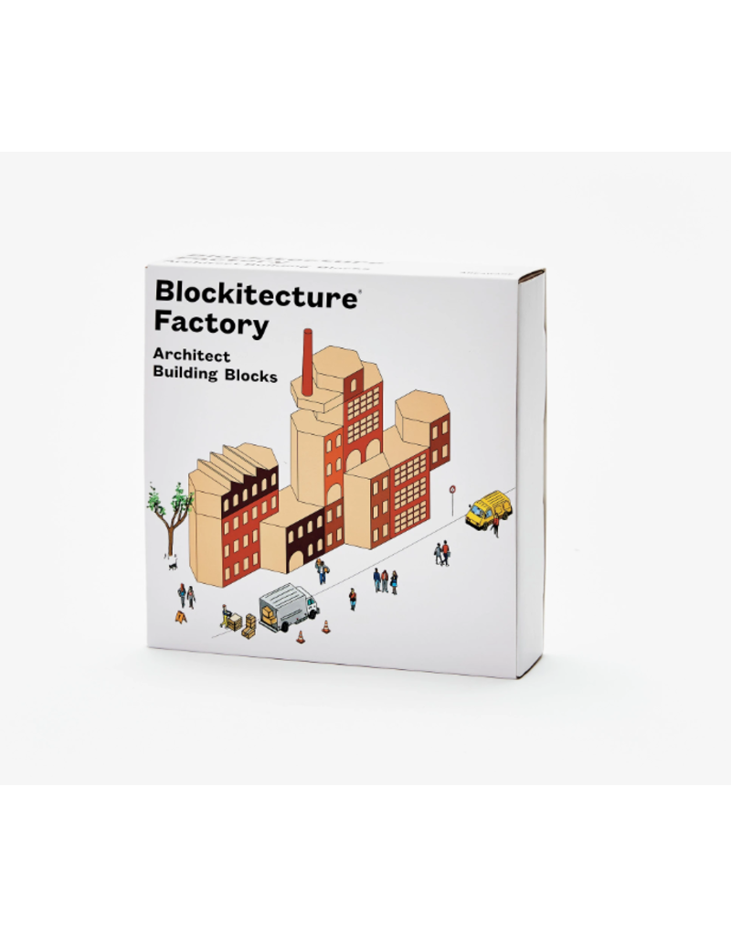 Blockitecture - Factory