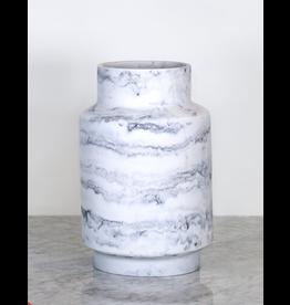 Grande Vase - Carrara