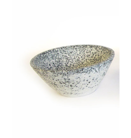 Small Terrazzo Bowls Set of 4 - Grey