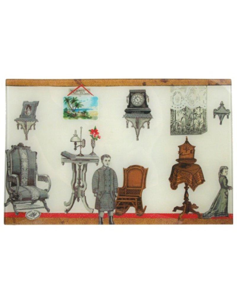 St. Louis Letter Tray Vintage | John Derian