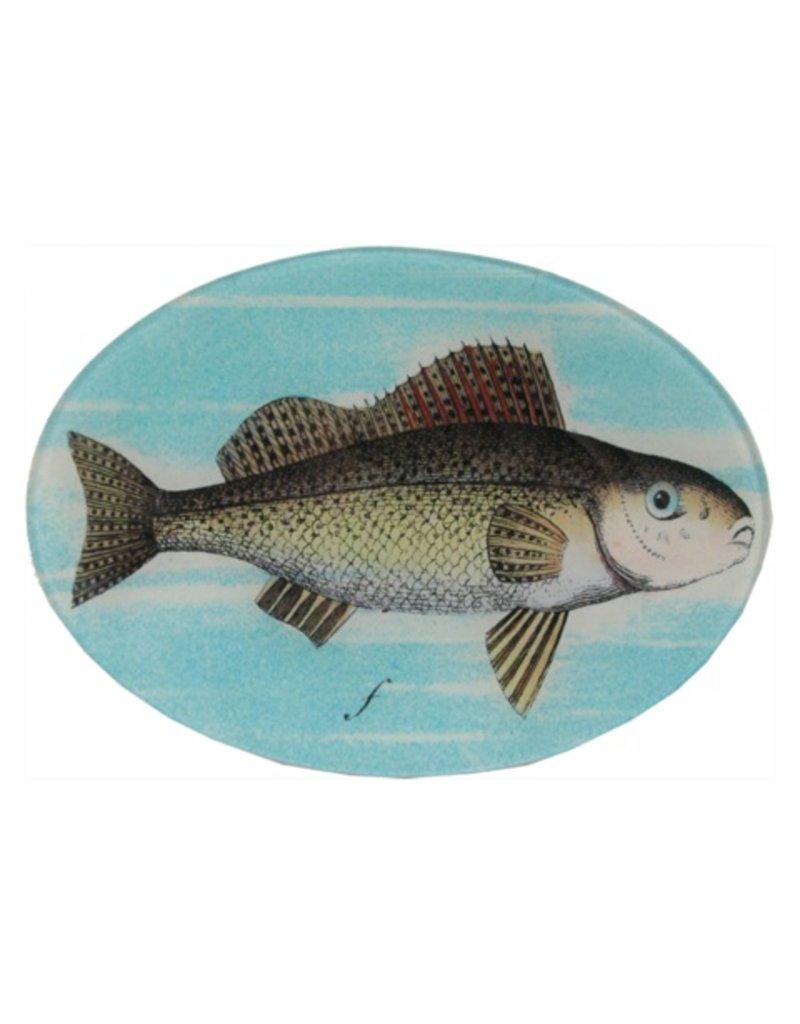 John Derian | Oval Fish F