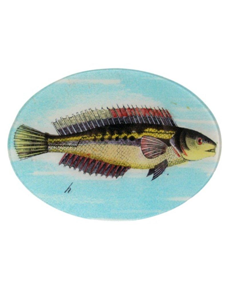 John Derian | Oval Fish H