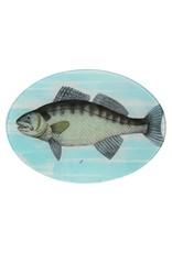 John Derian | Oval Fish E