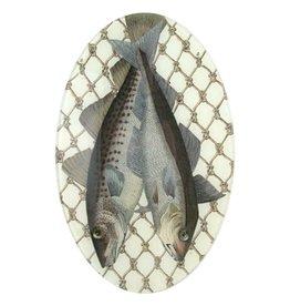 John Derian, Catfish |  Oval