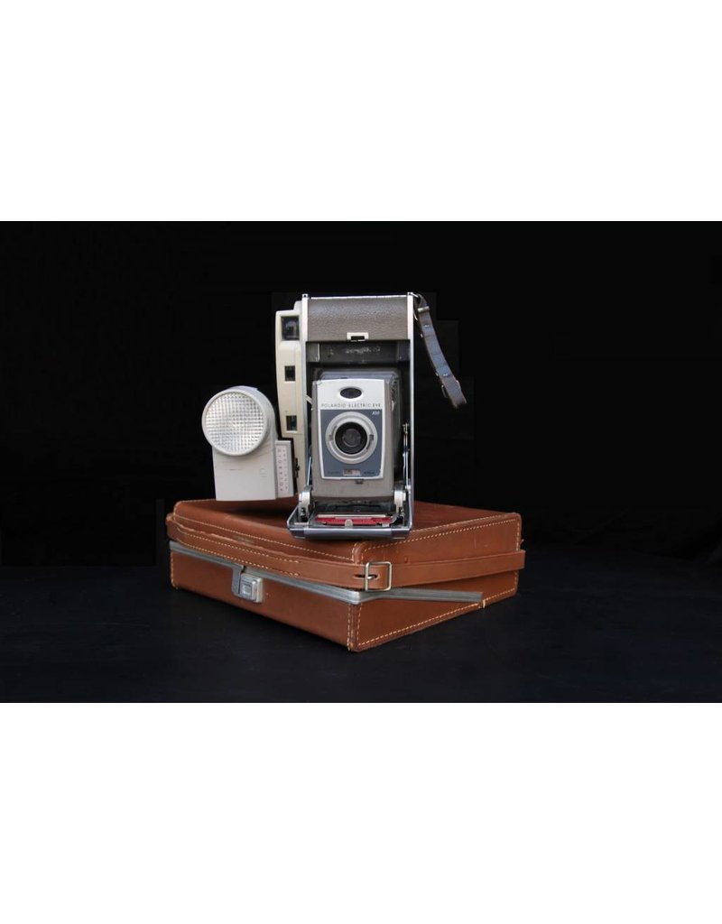 Antique Polaroid with Case, 03