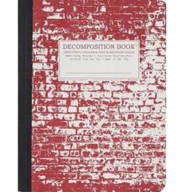 Brick in the Wall Notebook 89408X