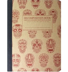 Decomposition Book Sugar Skulls