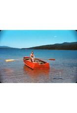 Vintage Rowboat, Hukel (24x36)