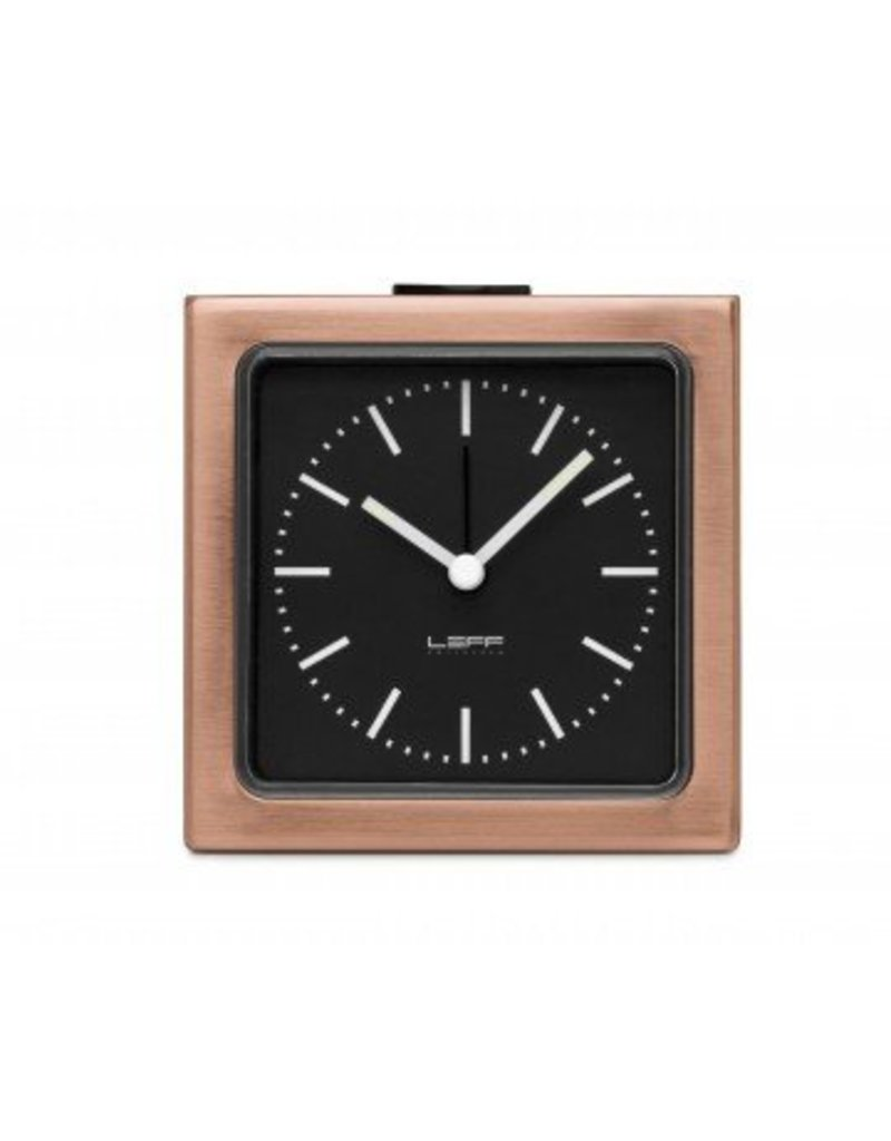 Block, Copper Clock