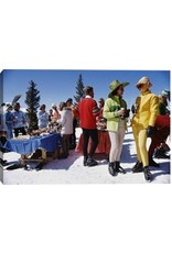 Slim Aarons | Snowmass Gathering