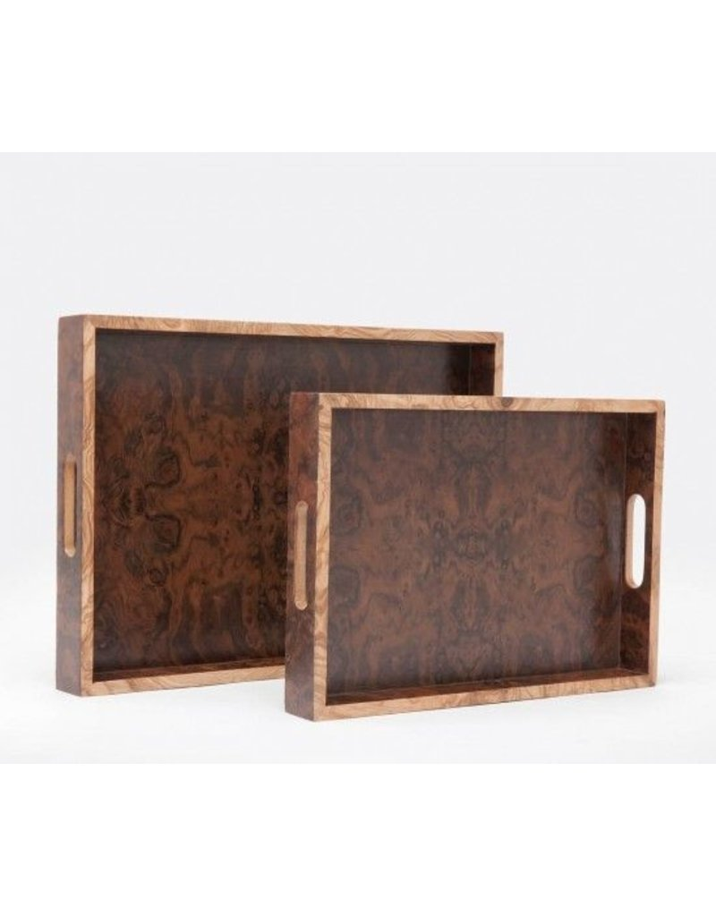 Shea Tray Walnut Veneer- Small