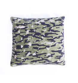 Camoflage Pillow