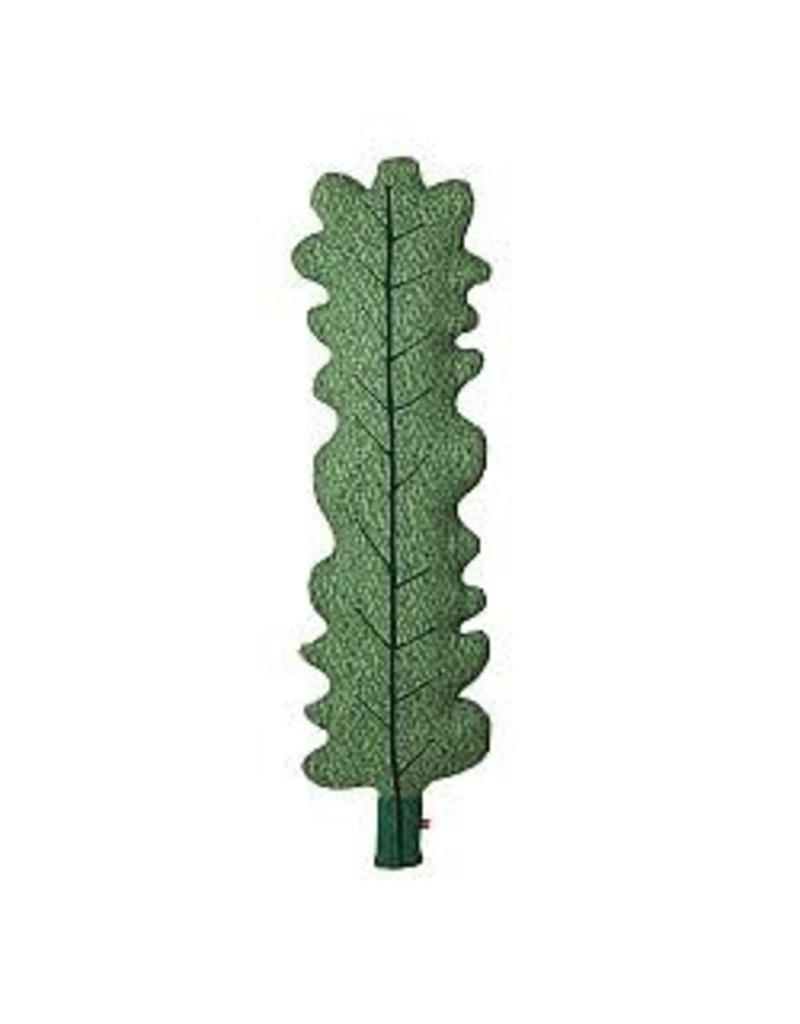 Donna Wilson | Large Leaf Bolster Cushion Green