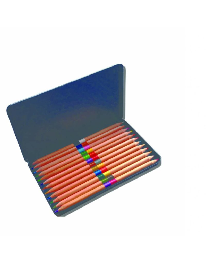 Colored Pencil Set in Tin Box