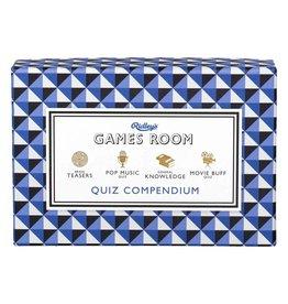 Games Room Quiz Compendium