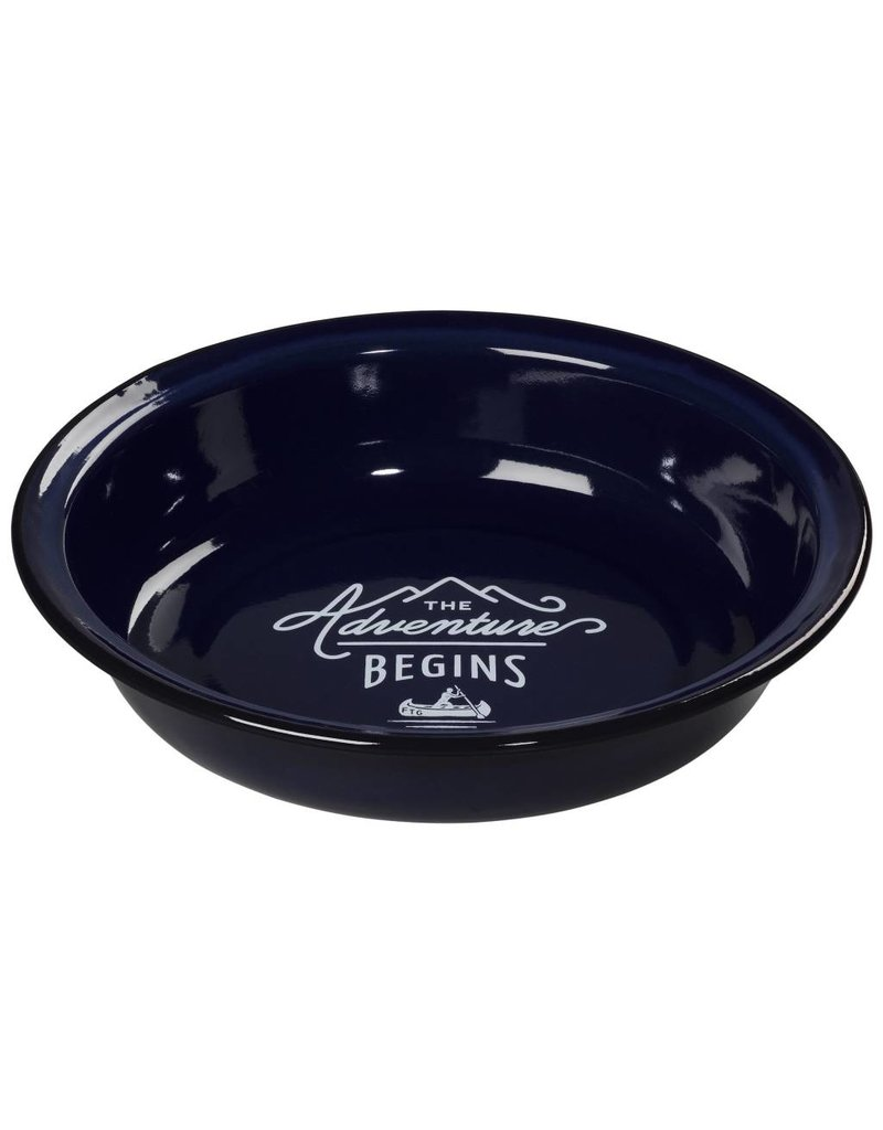 Adventure Enamel Pasta Bowl