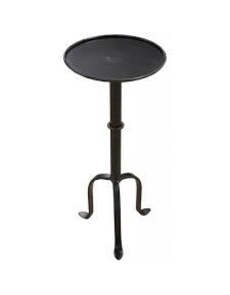 Tini Side Table - black metal