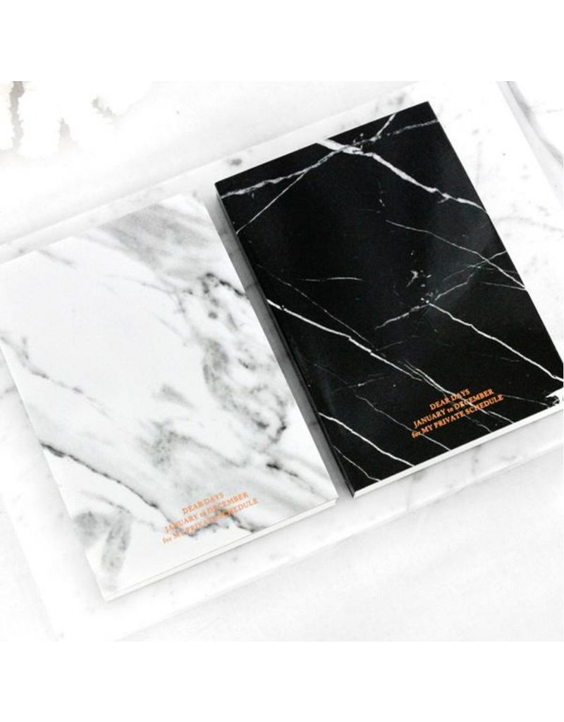 Black Marble Journal