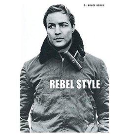 Rebel Style: Cinematic Heros of the 1950s (Memoire)