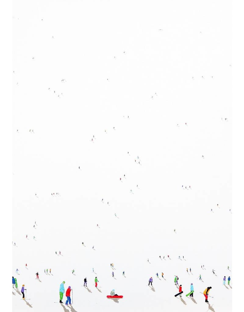 Stephanie Ho | Frozen Planet 33 (19 x 27)