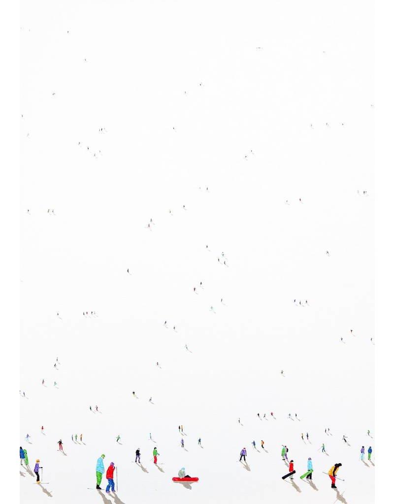 Stephanie Ho | Frozen Planet 33 (24 x 36)