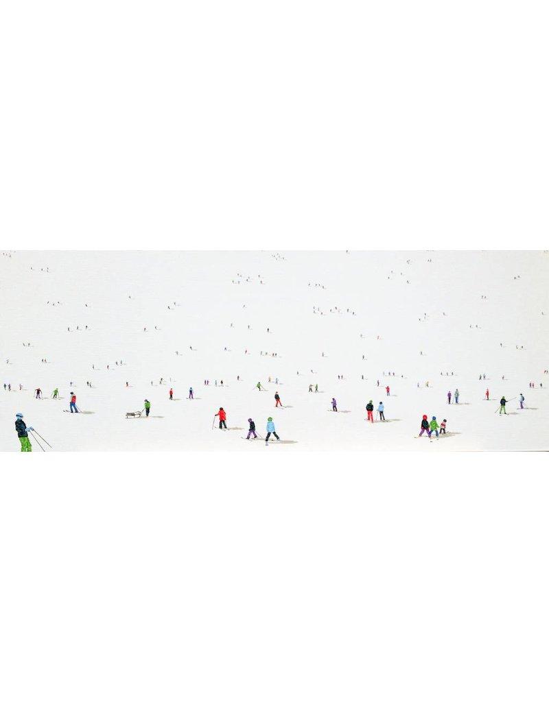 "Stephanie Ho | Frozen Planet 10 (28x39 1/2"")"