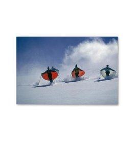 Slim Aarons   Caped Skiers (32x48)