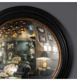 """Fish Eye Antique Round Mirror 52"""""""