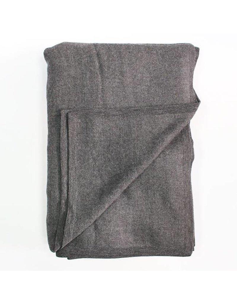 Liam King Blanket, Graphite