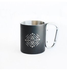 Iron Glory Stainless Mug, Black Arrow