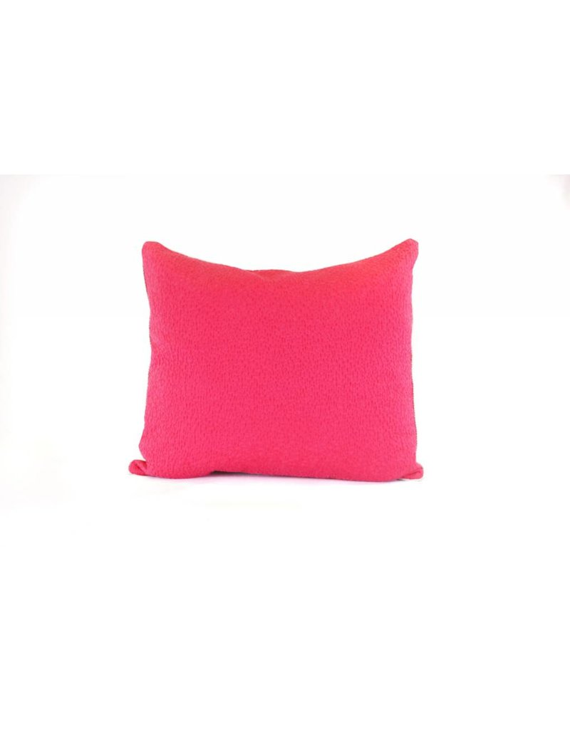 Papavera Pillow | Fushia + Gold