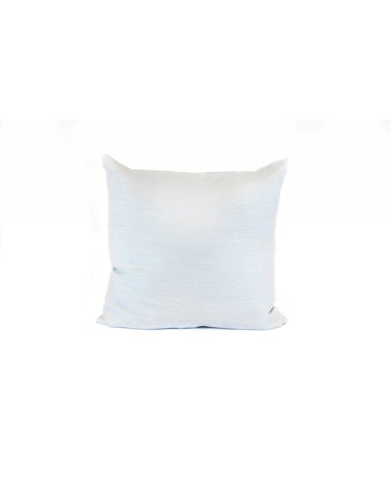 Laurent Heather Cloud Pillow | White