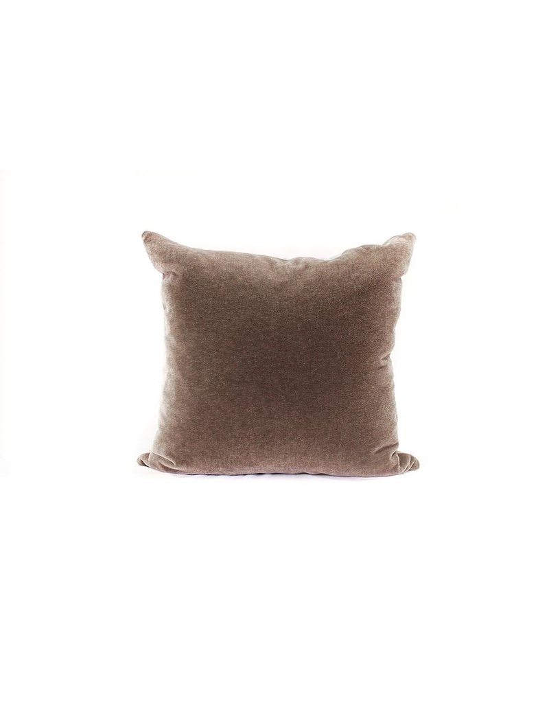 Mohair Pillow | Mink