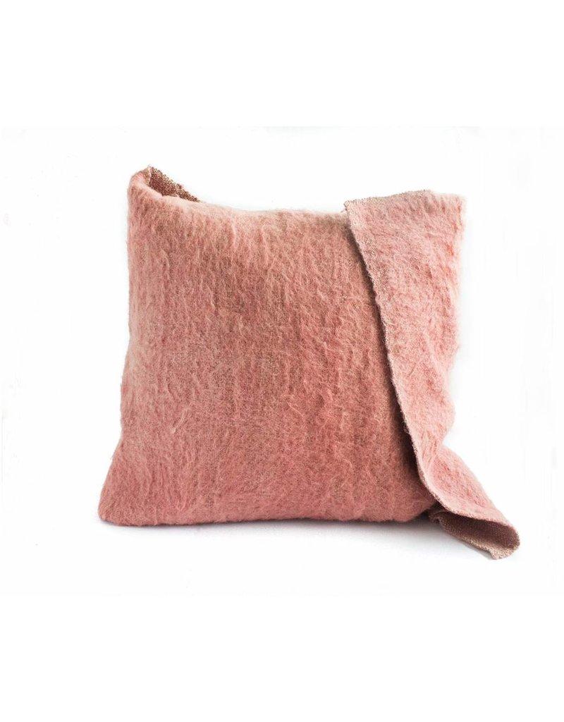 Katar Cushion | Rose | 25 x 25