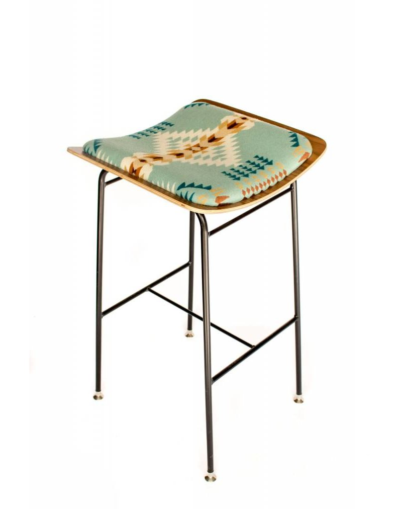 Porter Bar Stool | Arroyo Aqua