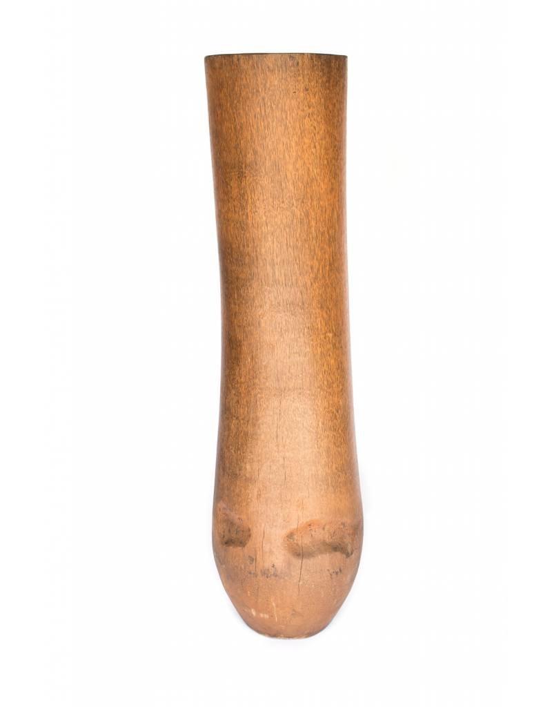 Tall Palm Vase