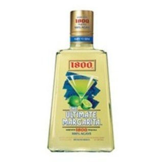 1800 Tequila Ready To Drink Margita 1.75L