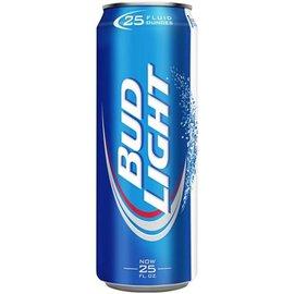 BUDLIGHT Bud Light 25oz (cans)
