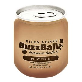 Buzz Ballz Choc Tease 200ml