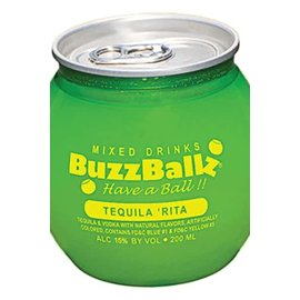 Buzz Ballz Tequila 'Rita 200ml