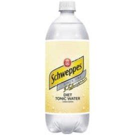 Schweppes Diet Tonic Water 10oz