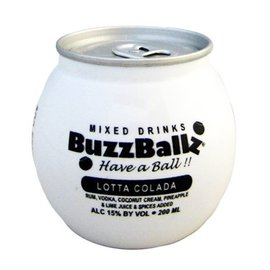 Buzz Ballz Lotta Colada 200ml
