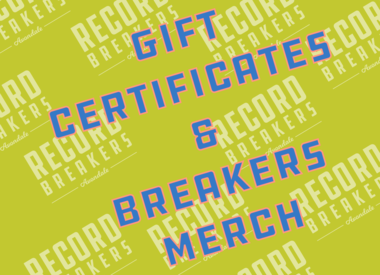 Gift Certificates & Swag