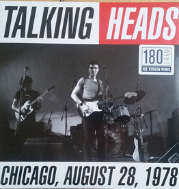 Talking Heads/Chicago, August 28, 1978
