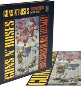 Guns N Roses/Appetite For Destruction - Puzzle