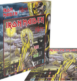 Iron Maiden/Killers - Puzzle