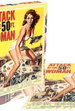 Attack of the 50 ft Woman Puzzle